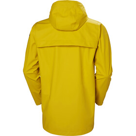 Helly Hansen Moss Abrigo Impermeable Hombre, essential yellow
